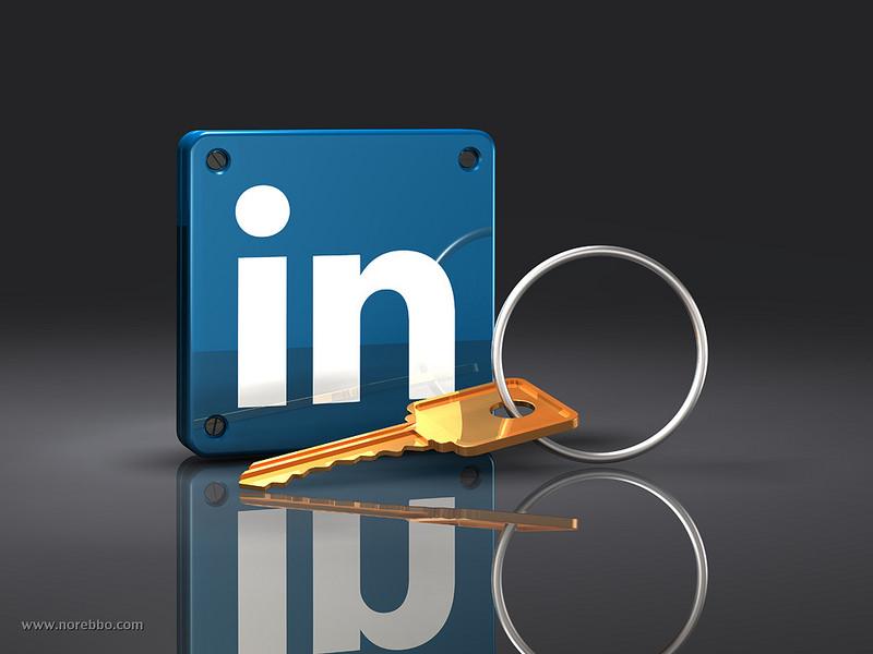 LinkedIn privacy Norebbo