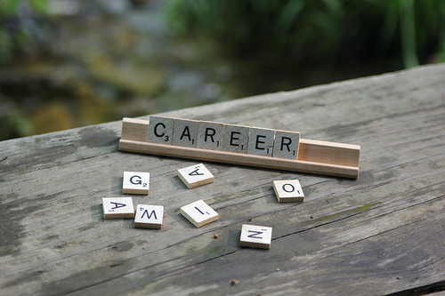 Career Scrabble Julie Walraven