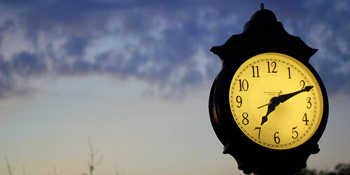 North Charleston Clock