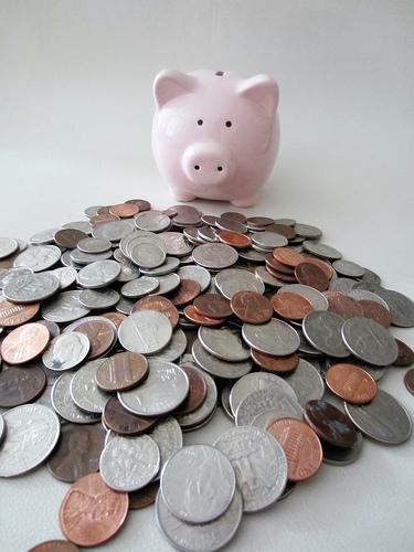 piggy bank 401K2013