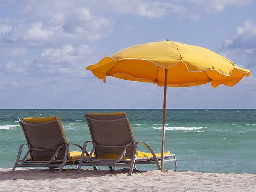 Fifth World Art Beach Chairs
