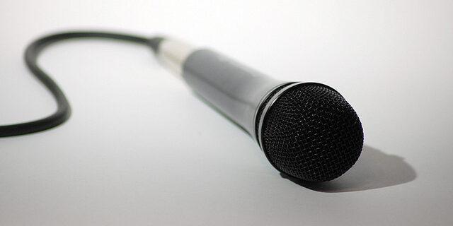 microphone visual dichotomy